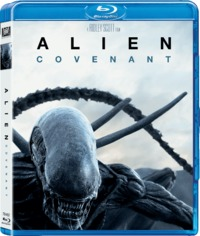 Alien: Covenant (Blu-ray) - Cover