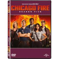 Chicago Fire - Season 5 (DVD)