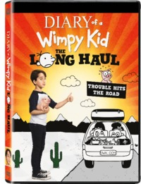 Diary of a Wimpy Kid: the Long Haul (DVD)