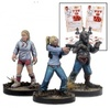 The Walking Dead: All Out War - The Walking Dead: All Out War - Andrea Booster (Miniatures)