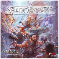 Shadowscape (Board Game) - Cover