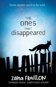 Ones That Disappeared - Zana Fraillon (Paperback) - Cover