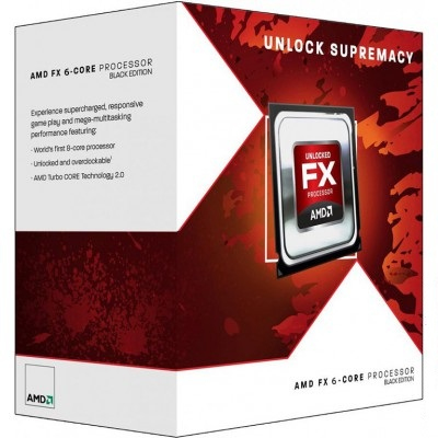 AMD FX-6100 3 3GHz 8MB L3 Box Processor