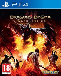Dragon's Dogma: Dark Arisen (PS4) - Cover