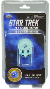 Star Trek: Attack Wing - U.S.S. Reliant Expansion Pack (Miniatures) - Cover