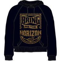 Bring Me The Horizon - Dynamite Black Mens Hoodie (Large) - Cover