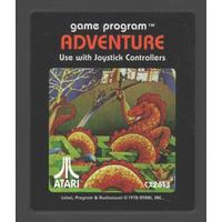 Adventure Journal - Atari (Hardcover)