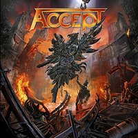Accept - Rise of Chaos (Vinyl) - Cover