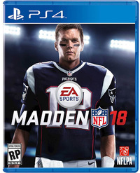 Madden NFL 18 (US Import PS4) - Cover