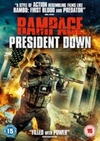 Rampage - President Down (DVD) Cover