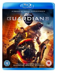 Guardians (Blu-ray) - Cover
