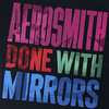 Aerosmith - Done With Mirrors (Vinyl) Cover