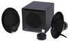 Microlab FC 50 2.1 Channel Speaker System - Black