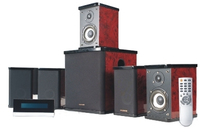 Microlab H 500 5.1 Speaker System - Cover