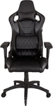 CORSAIR - T1 Race Padded Seat Padded Backrest Office/Computer Chair - Black