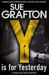 Y Is for Yesterday - Sue Grafton (Trade Paperback)
