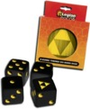 Legion D6 Dice Tin - Iconic Legend of Zelda Tri-Force