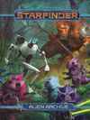 Starfinder - Alien Archive (Role Playing Games)