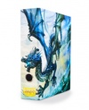 Dragon Shield - Slipcase Binder - Blue Art Dragon