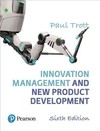Innovation Management and New Product Development - Paul Trott (Paperback)