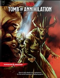 Tomb of Annihilation - Wizards RPG Team (Hardcover)
