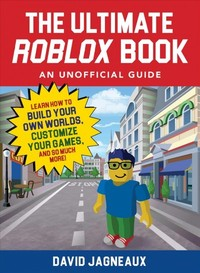 The Ultimate Roblox Book - David Jagneaux (Paperback) - Cover