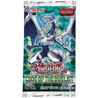 Yu-Gi-Oh! - Code Of The Duelist Booster (Trading Card Game)