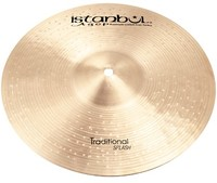 Istanbul 8 Inch Traditional Splash Cymbal - Cover