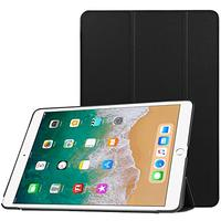 Fintie iPad Pro 10.5 Case - [SlimShell] Ultra Lightweight Standing Protective Cover with Auto Wake / Sleep Feature for Apple iPad Pro 10.5 Inch Tablet (2017 Release), Black (Electronics)