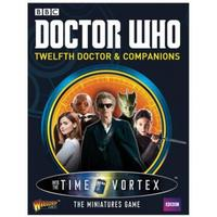 Doctor Who: Exterminate! - 12th Doctor and Companions Set