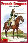 MiniArt - 1/16 - French Dragoon Napoleonic Wars (Plastic Model Kit)