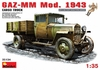 MiniArt - 1/35 - GAZ-MM Mod.1943 1.5t Cargo Truck (Plastic Model Kit)
