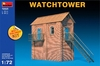 MiniArt - 1/72 - Watchtower (Multi Coloured Kit) (Plastic Model Kit)