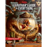 Dungeons & Dragons - Xanathar's Guide to Everything (Role Playing Game)
