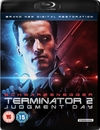 Terminator 2 - Judgment Day (Blu-ray) Cover