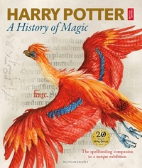 Harry Potter - A History of Magic - British Library (Hardcover)