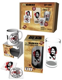 The Walking Dead - Daryl Gift Set - Cover