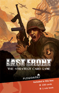 Last Front - Cover