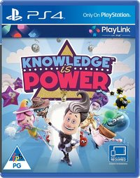 Knowledge Is Power (PS4) - Cover