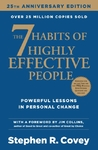 7 Habits of Highly Effective People Anniversary Edition - Stephen R. Covey (Paperback)