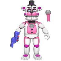 """Funko Five Nights Fun Time Freddy Articulated Action Figure, 5"""" (Toy)"""
