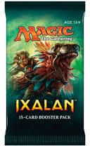 Magic: The Gathering - Ixalan Booster (Trading Card Game) - Cover