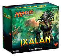Magic: The Gathering - Ixalan Bundle (Trading Card Game) - Cover