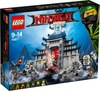 LEGO® Ninjago - The Ninjago Movie: Temple of The Ultimate Ultimate Weapon