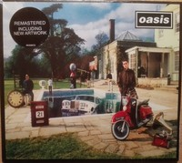 Oasis - Be Here Now (CD) - Cover