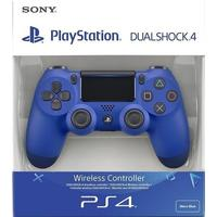 Sony - PlayStation Dualshock 4 Controller (NEW VERSION 2) - Blue (PS4)