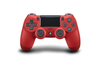 Sony - PlayStation Dualshock 4 Controller (NEW VERSION 2) - Red (PS4)
