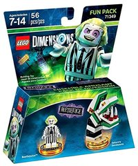 LEGO Dimensions: Beetlejuice Fun Pack (For PS3/PS4/Xbox 360/Xbox One) - Cover