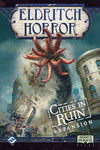 Eldritch Horror - Cities in Ruin Expansion (Board Game) Cover