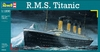 Revell - 1/1200 - R.M.S. Titanic (Plastic Model Kit)